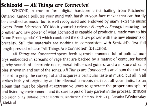 "REVIEW ""All Things Are Connected"" @ Industrial Nation"